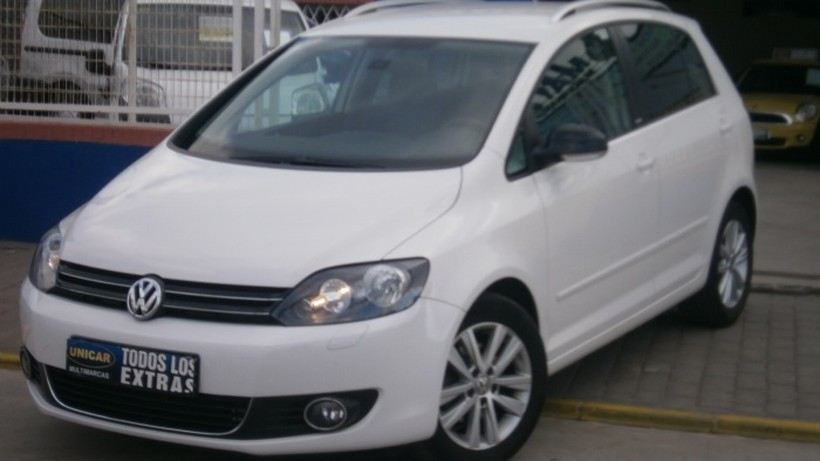 VOLKSWAGEN Golf Plus 1.6TDI Sport