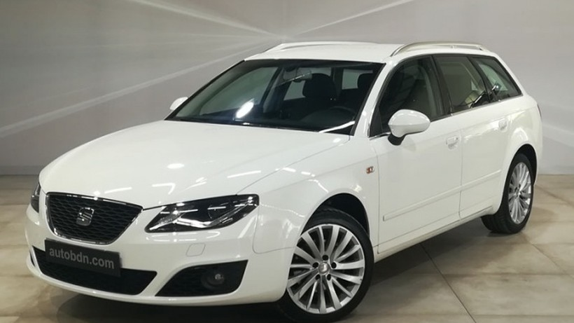 SEAT Exeo ST 2.0TDI CR Reference Ecomotive