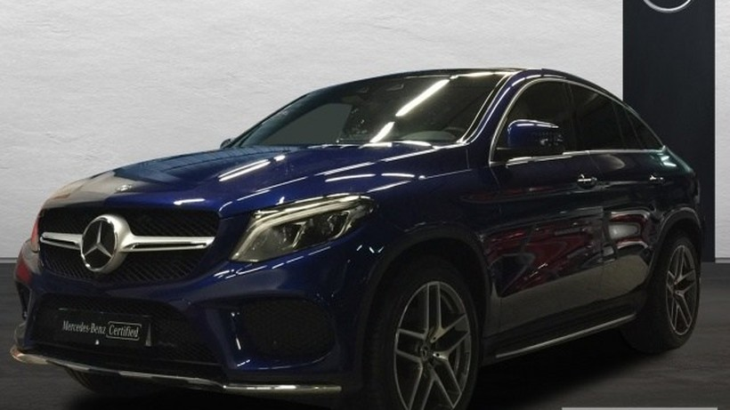 MERCEDES-BENZ CLASE GLE 350 d 4Matic Coupe AMG-Line