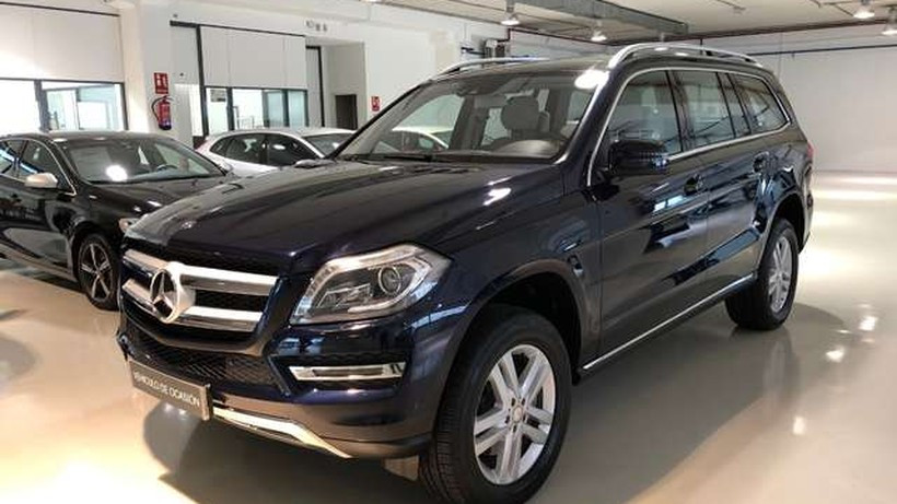 Mercedes-Benz GL 350 BLUETEC 4M