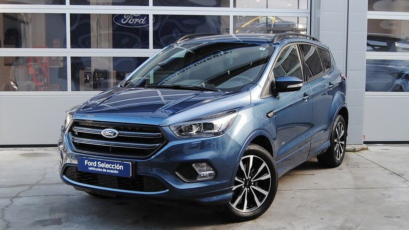 FORD Kuga  2.0TDCi Auto S&S ST-Line 4x4 PS 150
