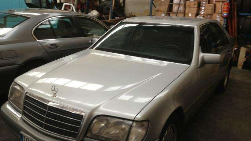 Mercedes-Benz S 350 Turbo Diesel