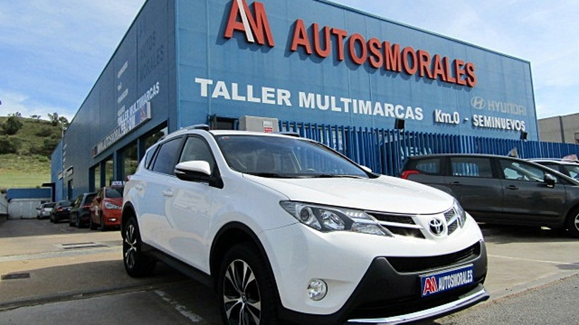 TOYOTA RAV-4 120D Business AWD