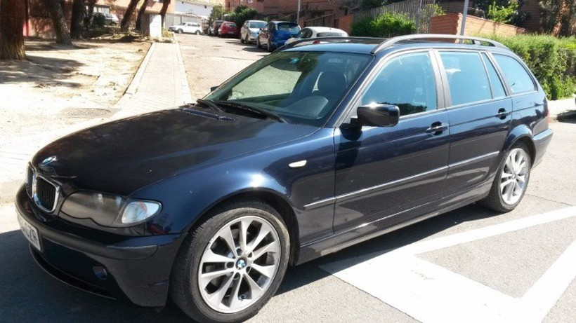 BMW Serie 3 Touring 320 d 150 AUTOMATICO