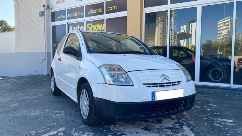 CITROEN C2 1.4HDI Collection
