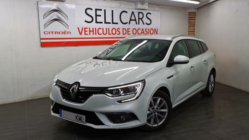 RENAULT Mégane S.T. 1.2 TCe Energy Tech Road 97kW