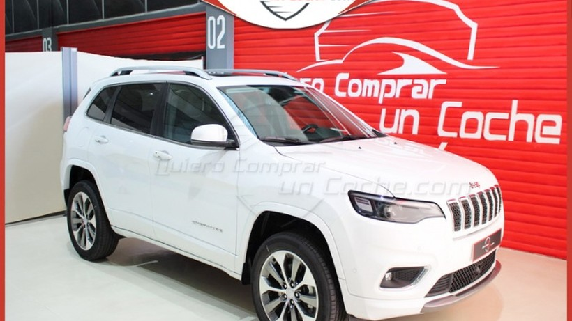 JEEP Cherokee 2.2 Overland 4WD 9AT