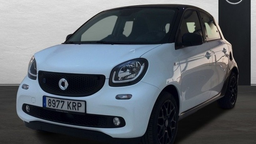 SMART FORFOUR forfour electric drive passion
