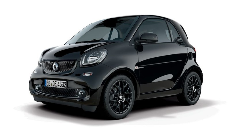 Smart Fortwo EQ fortwo coupe