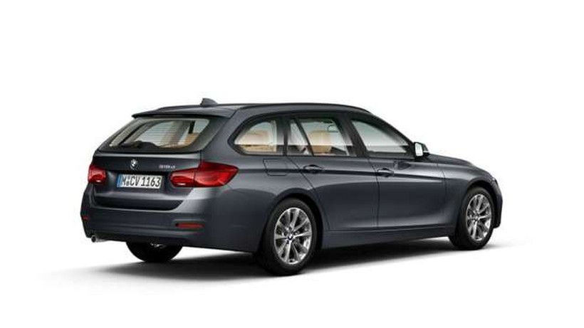 BMW 318 318d Touring 110 kW (150 CV)