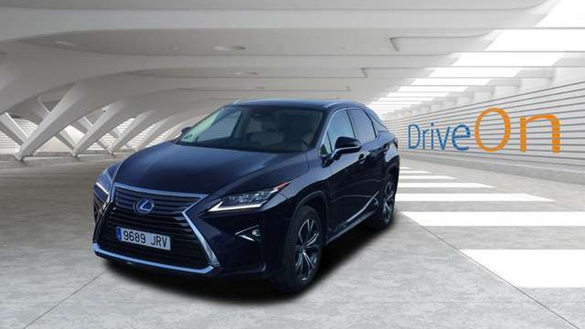 Lexus RX 450h Executive Tecno 230 kW (313 CV)