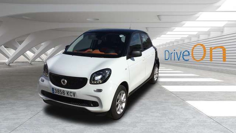 smart forFour Passion 66 kW (90 CV)