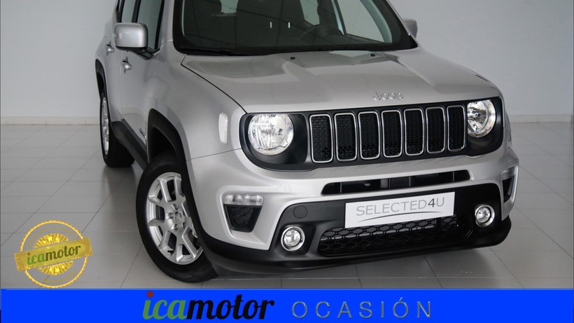 JEEP Renegade  1.0G 88kW Longitude 4x2