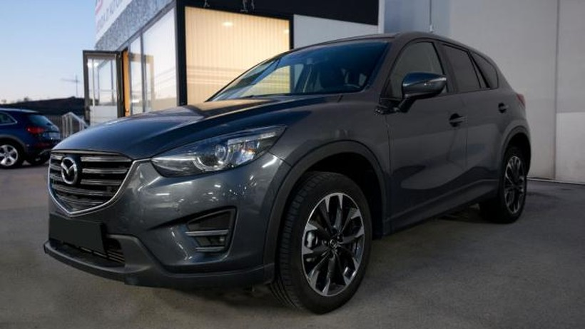 MAZDA CX-5 Luxury 2.2 D 150 CV 2WD