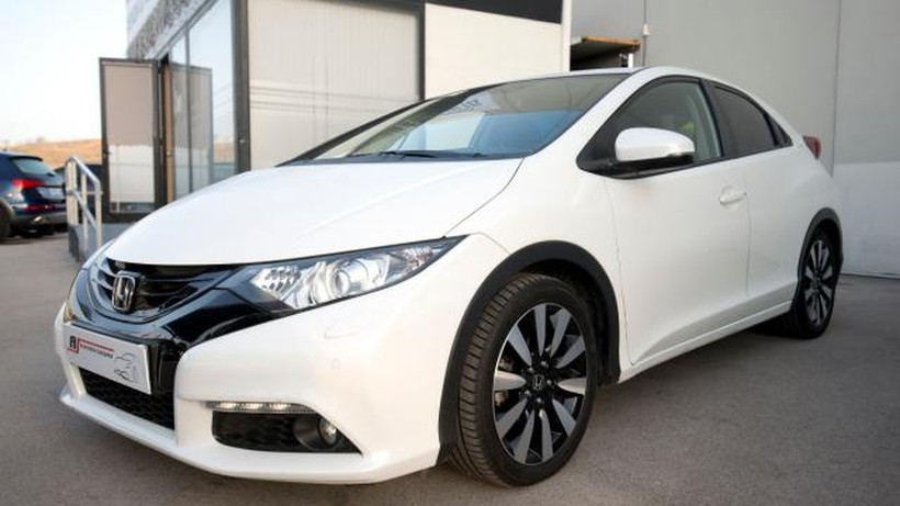 HONDA Civic 5p 1.6 i-DTEC Lifestyle