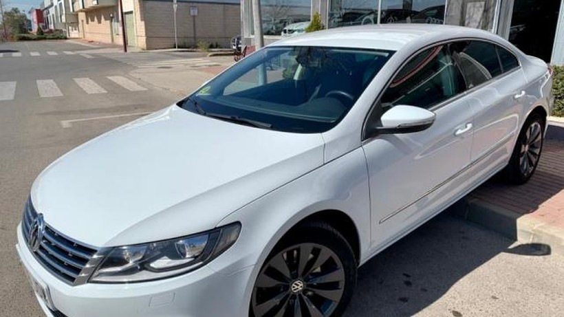 VOLKSWAGEN CC  2.0 TDI 140 CV BlueMotion Technology