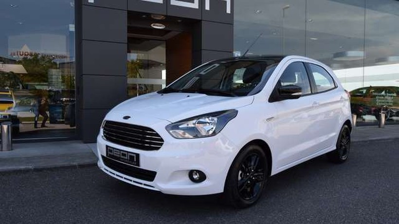 Ford Ka/Ka+ Ka  1.19 Ti-VCT White Edition