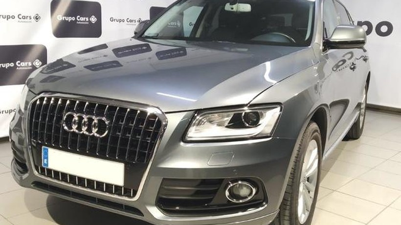 AUDI Q5 2.0 TDI 150CV quattro Advanced edition