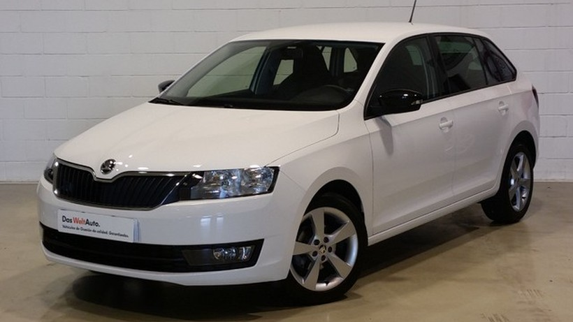 SKODA Spaceback 1.2 TSI 66KW Like Spaceback