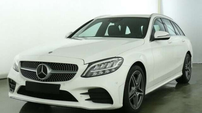 MERCEDES-BENZ Clase C C 220 d AMG Estate *9G/LED/DISTRONIC/COMAND/KAMERA*