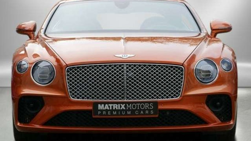BENTLEY Continental  W12 NEW GT *MULLINER/CITY/TOURING*