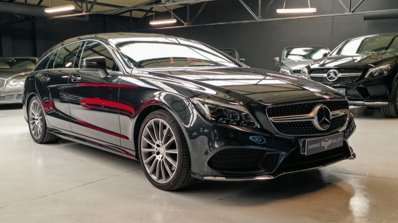 MERCEDES-BENZ Clase CLS Shooting Brake 400 4M Aut.