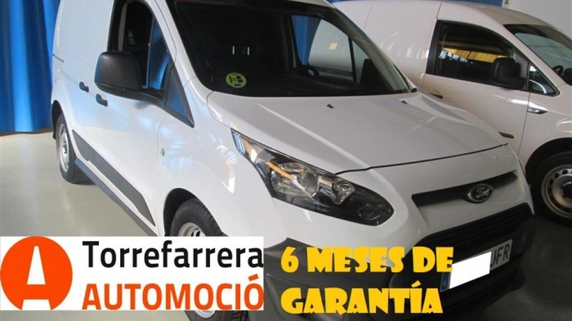 FORD Connect Comercial FT 220 Van L1 Trend 95 (carga aumentada)
