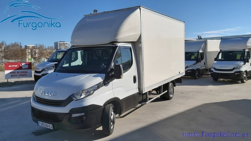 IVECO Daily Chasis Cabina 35C16 4100 156