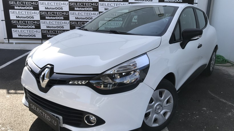 Renault Clio Authentique dCi 75 eco2