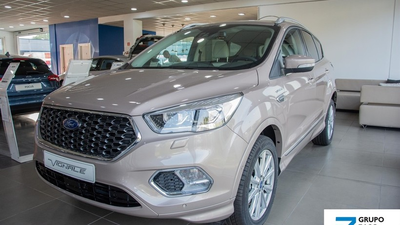 FORD Kuga  2.0 TDCi 110kW 4x4 A-S-S Vignale