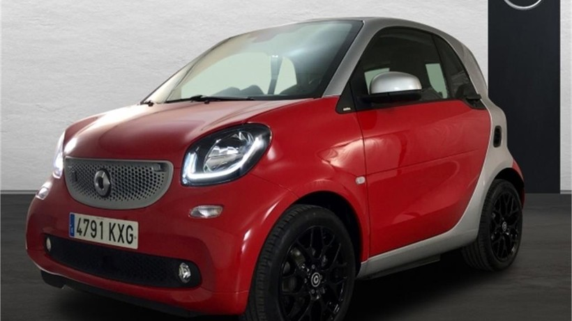 SMART Fortwo FORTWO Coupé EQ Passion