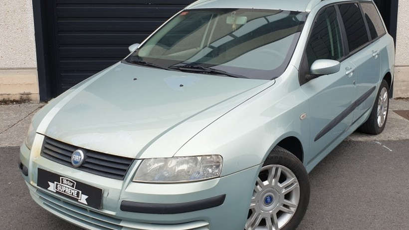FIAT Stilo Multi Wagon 1.9Mjt Dynamic