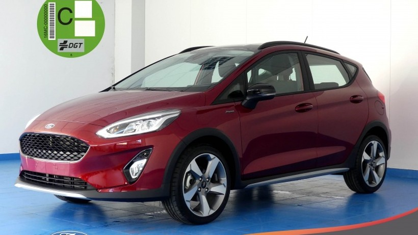 FORD FIESTA 1.0 ECOBOOST 74KW ACTIVE S