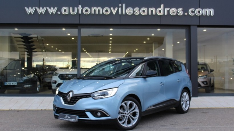 RENAULT Scénic Grand 1.2 TCe Intens 96kW