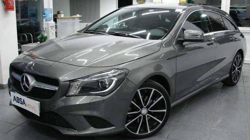 Mercedes-Benz CLA 200 CDI Shooting Brake 7G-DCT