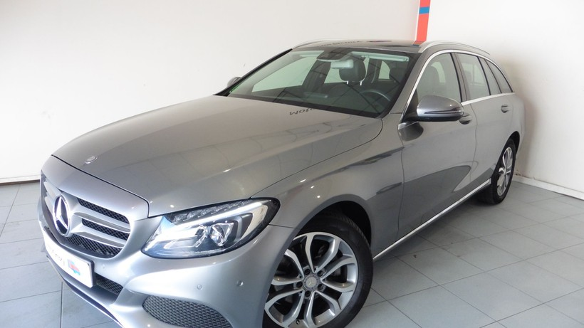 Mercedes Benz Clase C 220 d Estate