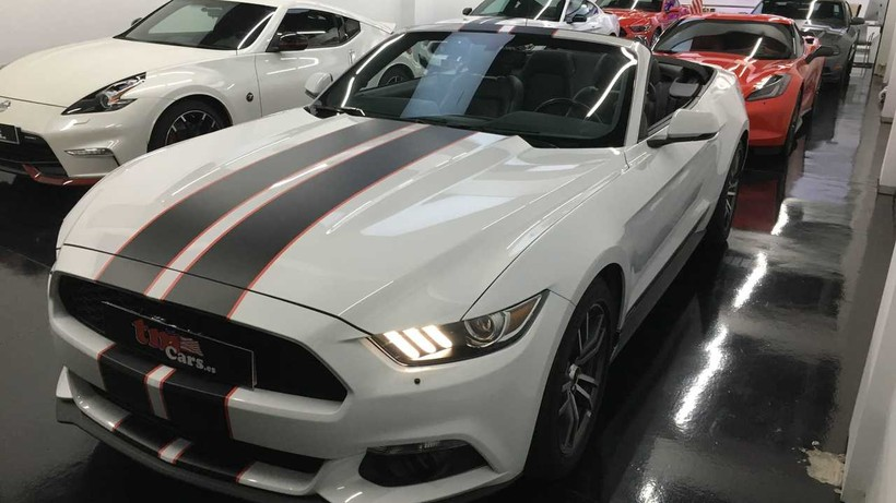 Ford Mustang Cabrio ECOBOOST  PREMIUM