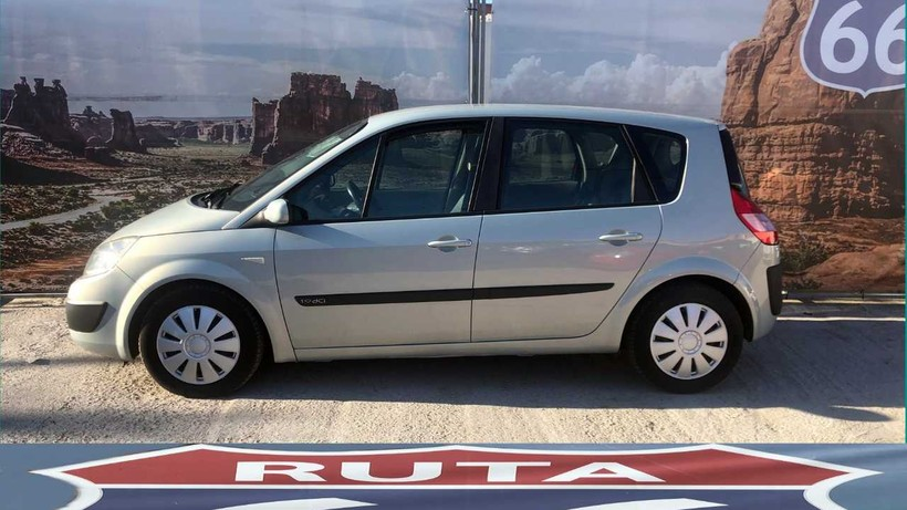 Renault Scénic Confort Expression 1.9Dci