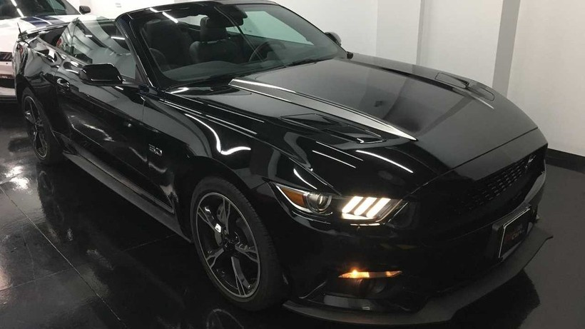 Ford Mustang 5.0 CABRIO CALIFORNIA SPECIAL