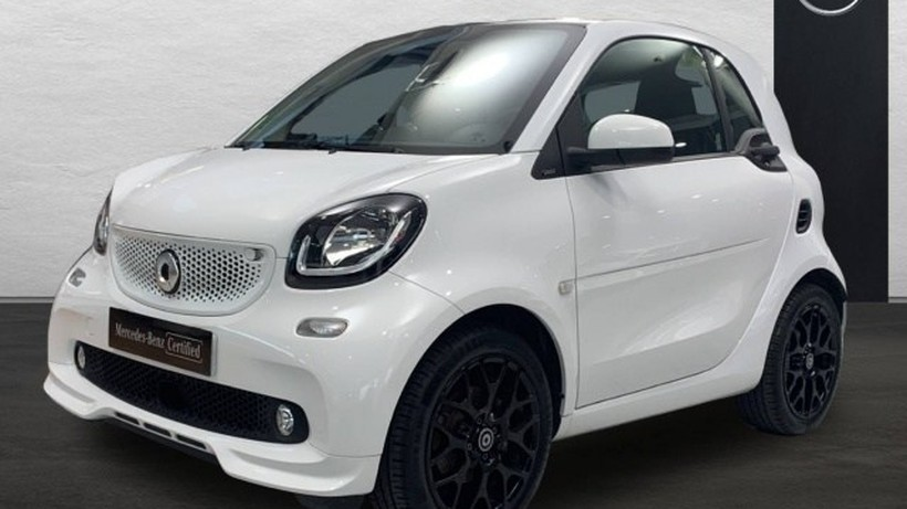 SMART Fortwo  0.9 66kW (90CV) COUPE Urbanshadow Editio