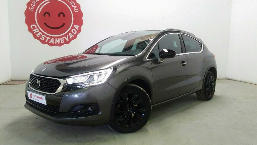 DS Automobiles DS 4 Crossback AUT 1.6HDI 120cv style