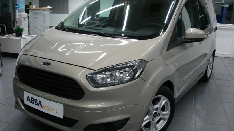 FORD Tourneo Courier 1.6TDCi Trend