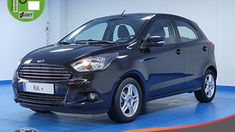 FORD KA+ 1.2 TI-VCT 63KW ULTIMATE 85 5P