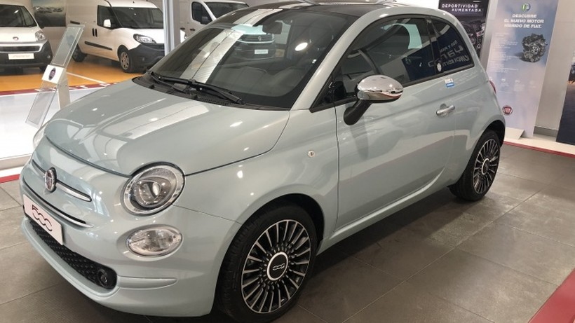 FIAT 500 1.0 GSE Launch Edition
