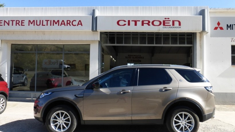 LAND-ROVER Discovery Sport 2.2TD4 HSE 7pl. 4x4 150