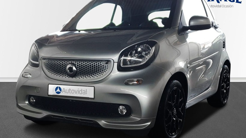 Smart Fortwo Coupè 66kW (90CV) COUPE TURBO