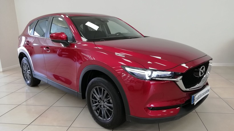 Mazda CX-5 2.0 G 121kW (165CV) 2WD Evolution Navi