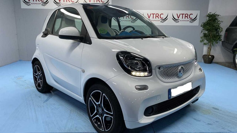 Smart Fortwo 71CV PASSION COUPE