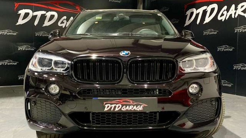 BMW X5 xDrive 30dA pack M 7 plazas