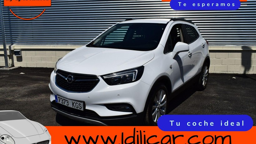 OPEL Mokka MOKKA X 1.4 TURBO S&S EXCELLENCE